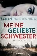 Cover-Bild zu Meine geliebte Schwester (eBook) von Downing, Samantha