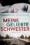 Cover-Bild zu Meine geliebte Schwester von Downing, Samantha