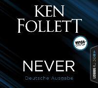 Cover-Bild zu Never - deutsche Ausgabe von Follett, Ken