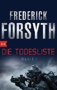 Cover-Bild zu Die Todesliste von Forsyth, Frederick