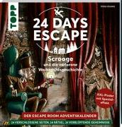 Cover-Bild zu 24 DAYS ESCAPE - Der Escape Room Adventskalender: Scrooge und die verlorene Weihnachtsgeschichte