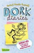 Cover-Bild zu DORK Diaries 4: Nikki als (nicht ganz so) graziöse Eisprinzessin von Russell, Rachel Renée