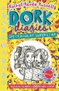 Cover-Bild zu Dork Diaries: Spectacular Superstar (eBook) von Russell, Rachel Renee