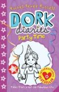 Cover-Bild zu Dork Diaries: Party Time (eBook) von Russell, Rachel Renee