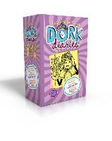 Cover-Bild zu Dork Diaries Books 7-9 von Russell, Rachel Renée