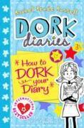 Cover-Bild zu Dork Diaries 3 1/2: How to Dork Your Diary von Russell, Rachel Renee