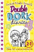 Cover-Bild zu Double Dork Diaries #4 (eBook) von Russell, Rachel Renee