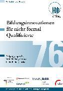 Cover-Bild zu Bildungsinnovationen für nicht formal Qualifizierte (eBook) von Goth, Günther G. (Hrsg.)