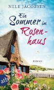 Cover-Bild zu Ein Sommer im Rosenhaus von Jacobsen, Nele