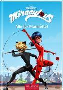Cover-Bild zu Miraculous - Alle für Marinette! (Miraculous 9) von Neeb, Barbara (Übers.)