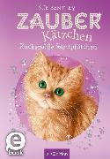 Cover-Bild zu Zauberkätzchen - Zuckersüße Samtpfötchen (eBook) von Bentley, Sue