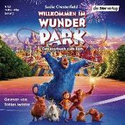 Cover-Bild zu Willkommen im Wunder Park von Chesterfield, Sadie
