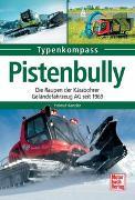 Cover-Bild zu Pistenbully von Kanzler, Helmut