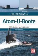 Cover-Bild zu Atom-U-Boote von Bauernfeind, Ingo