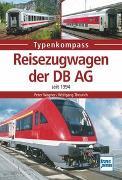 Cover-Bild zu Reisezugwagen der DB AG von Wagner, Peter