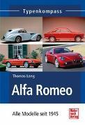 Cover-Bild zu Alfa Romeo von Lang, Thomas