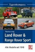 Cover-Bild zu Land Rover & Range Rover Sport von Lang, Thomas