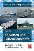 Cover-Bild zu Korvetten und Patrouillenschiffe von Karr, Hans