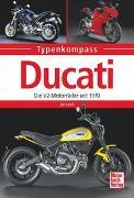 Cover-Bild zu Ducati von Leek, Jan