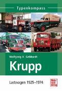 Cover-Bild zu Krupp von Gebhardt, Wolfgang H.