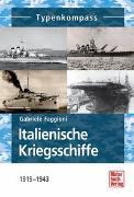 Cover-Bild zu Italienische Kriegsschiffe von Faggioni, Gabriele