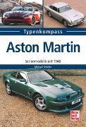 Cover-Bild zu Aston Martin von Schäfer, Michael