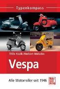 Cover-Bild zu Vespa von Kozik, Thilo