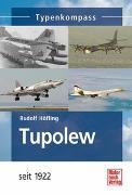 Cover-Bild zu Tupolew von Höfling, Rudolf