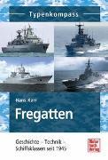 Cover-Bild zu Fregatten von Karr, Hans
