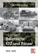 Cover-Bild zu Italienische KFZ und Panzer von Faggioni, Gabriele