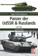 Cover-Bild zu Panzer der UdSSR & Russlands von Lüdeke, Alexander
