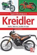 Cover-Bild zu Kreidler von Schwietzer, Andy