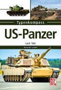 Cover-Bild zu US-Panzer von Lüdeke, Alexander
