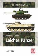 Cover-Bild zu Leichte Panzer und Jagdpanzer von Lüdeke, Alexander