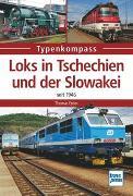 Cover-Bild zu Loks in Tschechien und der Slowakei von Estler, Thomas