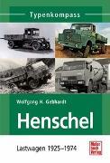 Cover-Bild zu Henschel von Gebhardt, Wolfgang H.