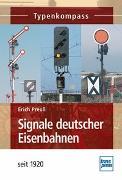 Cover-Bild zu Signale deutscher Eisenbahnen von Preuß, Erich