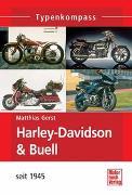 Cover-Bild zu Harley-Davidson & Buell von Gerst, Matthias