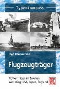 Cover-Bild zu Flugzeugträger von Bauernfeind, Ingo