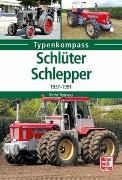 Cover-Bild zu Schlüter-Schlepper von Rosenau, Birthe