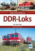Cover-Bild zu DDR-Loks von Kühne, Klaus-Jürgen