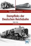 Cover-Bild zu Dampfloks der Deutschen Reichsbahn von Petersen, Heinrich