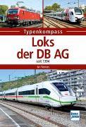 Cover-Bild zu Loks der DB AG von Reiners, Jan