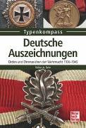 Cover-Bild zu Deutsche Auszeichnungen von Behr, Volker A.