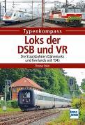 Cover-Bild zu Loks der DSB und VR von Estler, Thomas