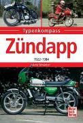 Cover-Bild zu Zündapp von Schwietzer, Andy