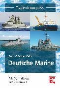 Cover-Bild zu Deutsche Marine (eBook) von Behn, Ernst-Günther