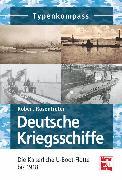 Cover-Bild zu Deutsche Kriegsschiffe (eBook) von Rosentreter, Robert