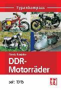 Cover-Bild zu DDR-Motorräder (eBook) von Rönicke, Frank