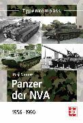 Cover-Bild zu Panzer der NVA (eBook) von Siegert, Jörg